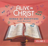 AliveinChrist CD Vol 2 Cover-Tunecore